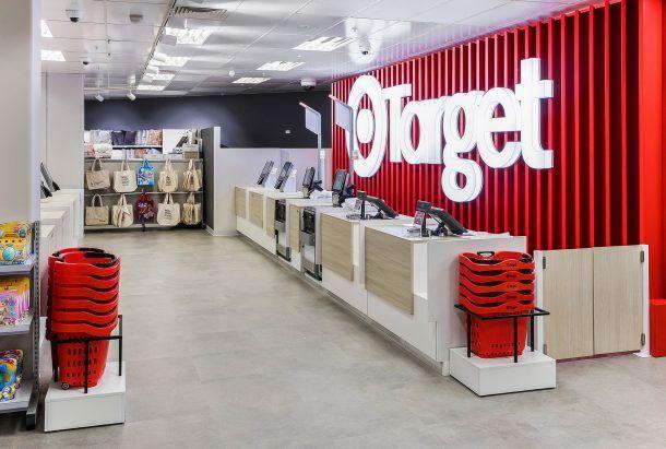 Target Macarthur Square