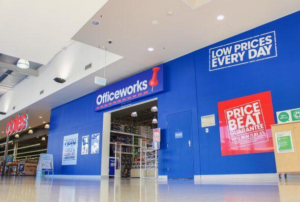 Officeworks Ipswich