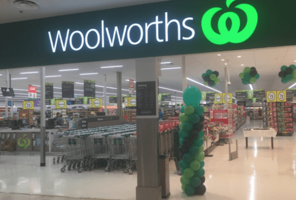 Woolworths Nowra